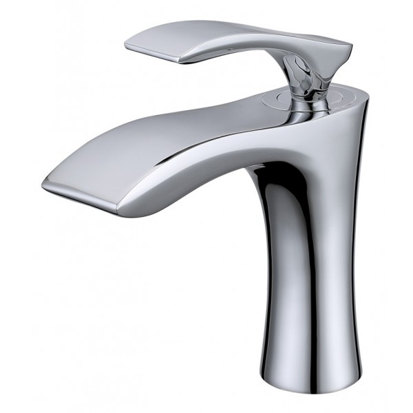 Modern Solid Brass Bathroom Lavatory Faucet BLF011 in Vancouver