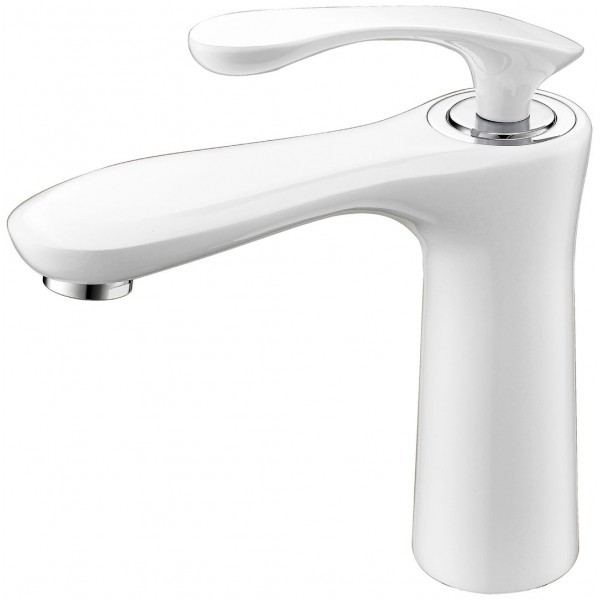 Modern Solid Brass Bathroom Lavatory Faucet BLF001C-W in Vancouver