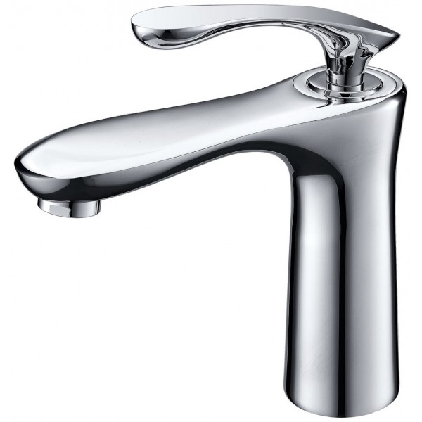 Modern Solid Brass Bathroom Lavatory Faucet BLF001C in Vancouver