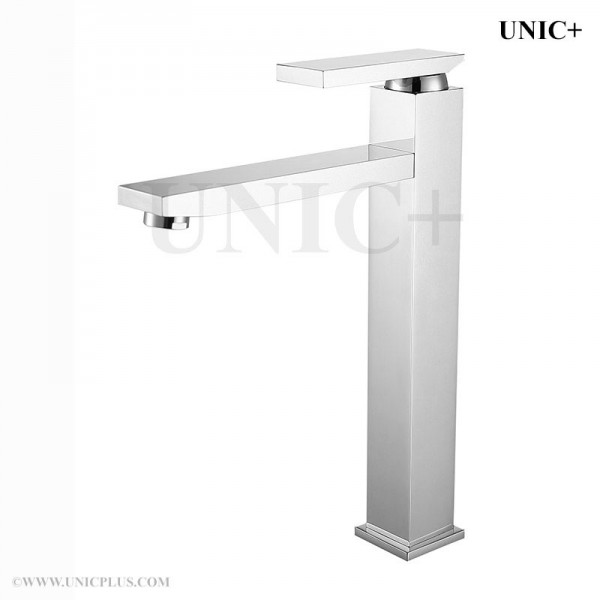 Modern Solid Brass Bathroom Vessel Sink Faucet BVF003A in Vancouver