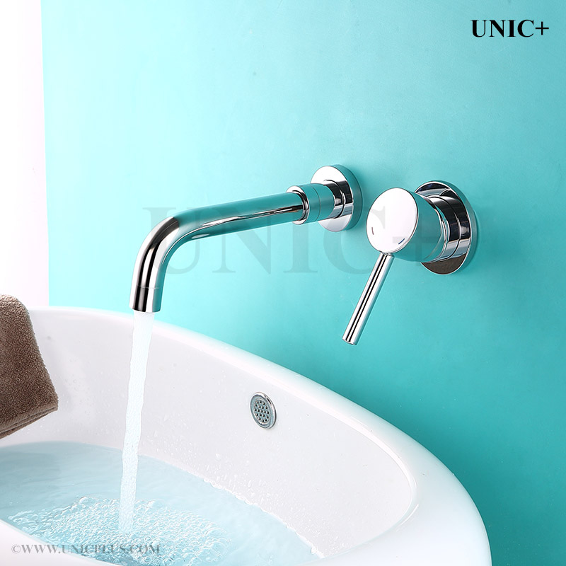 Kitchen Faucets Vancouver Bc: Solid Brass Bathroom Wall Mount Faucet BWF001 In Vancouver
