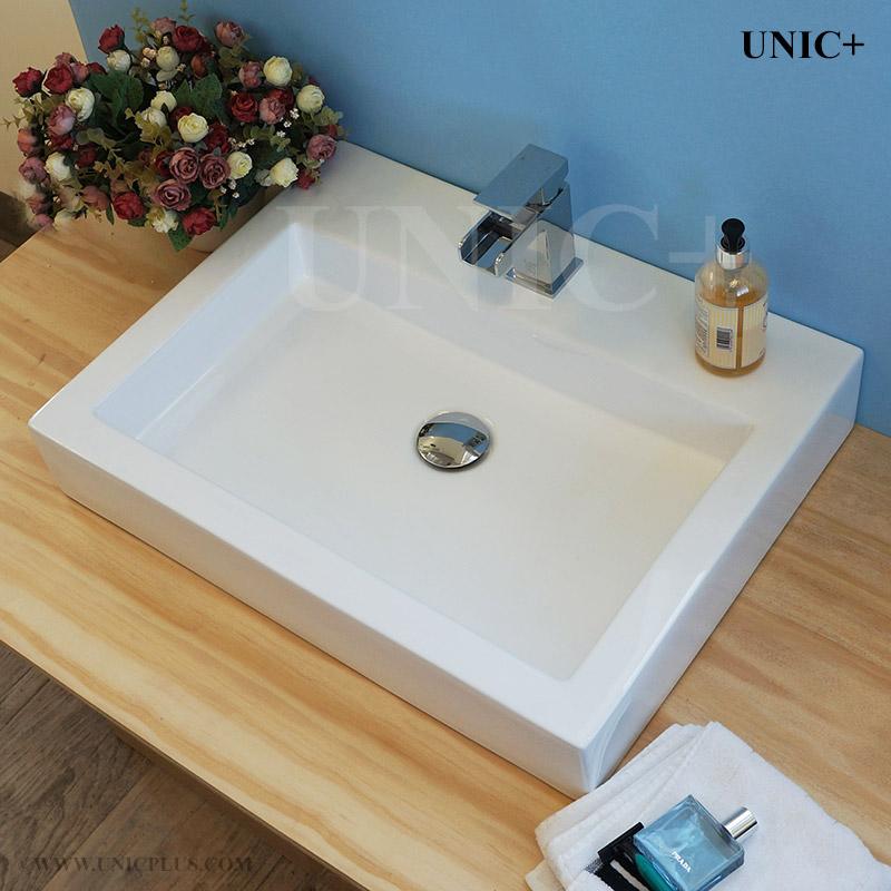 Porcelain ceramic bathroom vessel sink bvc004 in vancouver for Vessel style bathroom sinks