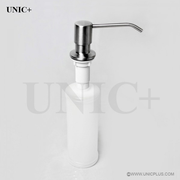 Modern Stainless Steel Head Soap Dispenser - KAD001 in Vancouver