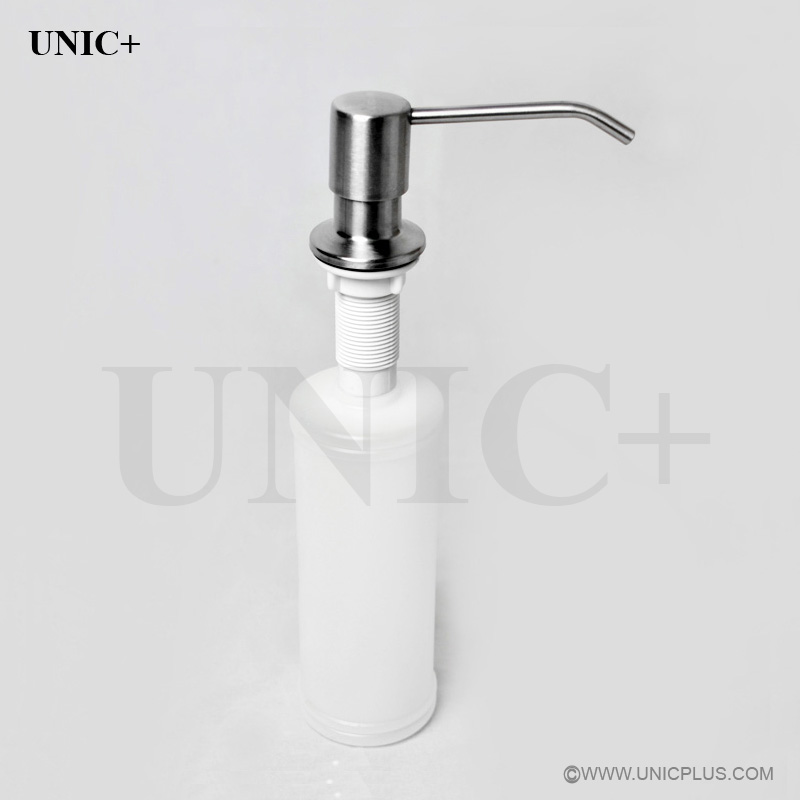 stainless steel head soap dispenser kad001 in vancouver