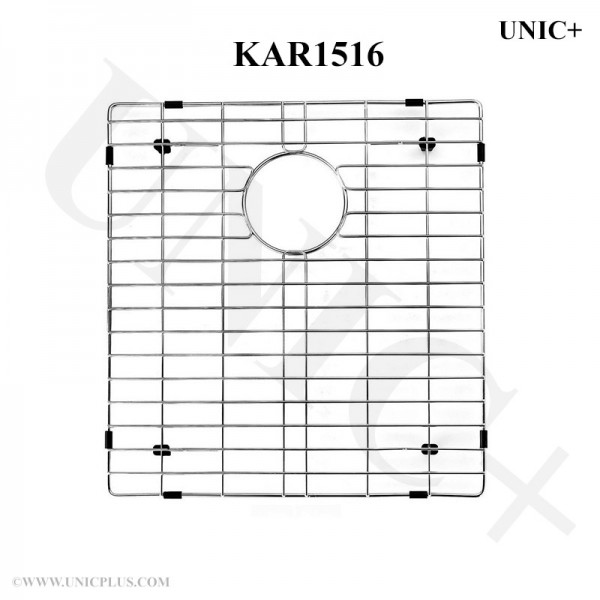 Modern 15 Inch Stainless Steel Sink Rack - KAG1516 in Vancouver