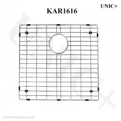 16 Inch Stainless Steel Sink Rack - KUR1616
