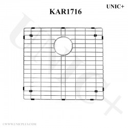 17 inch stainless steel sink rack kur1716