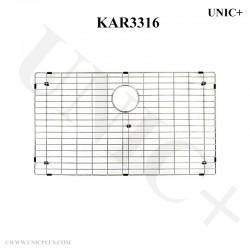 33 Inch Stainless Steel Sink Rack - KUR3316