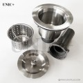 Modern Stainless Steel Kitchen Sink Strainer - KAD002 in Vancouver