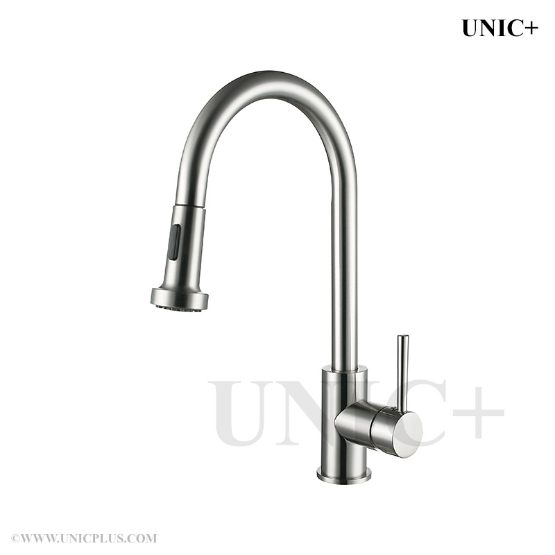 kitchen faucets vancouver pull out style solid brass kitchen faucet kpf001 in 13252