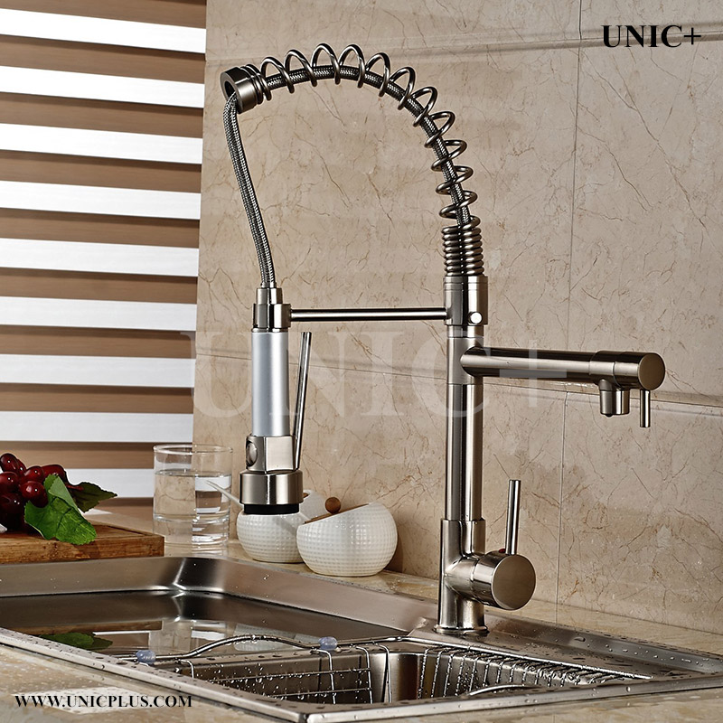 kitchen faucets vancouver pull style solid brass kitchen faucet kpf005 in 13252