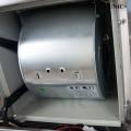 Modern 36 Inch Stainless Steel Island Kitchen Range Hood - KRI004 in Vancouver