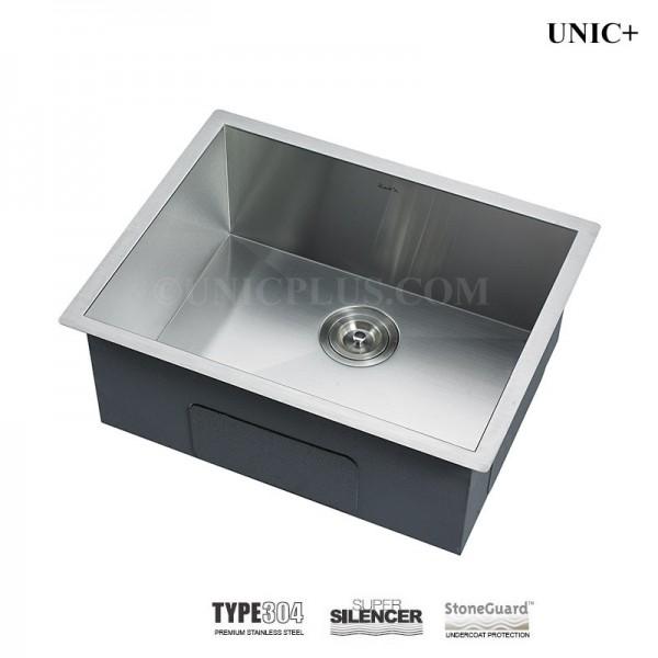 Modern 23 Inch Zero Radius Style Stainless Steel Under Mount Kitchen Bar Sink - KUS2318 in Vancouver