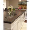 Modern 23 Inch Zero Radius Style Stainless Steel Under Mount Kitchen Bar Sink - KUS2385 in Vancouver