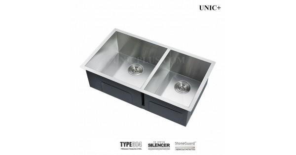 32 Inch Zero Radius Style Stainless Steel Under Mount Kitchen Sink ...