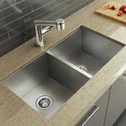 Double Bowl Sinks in Vancouver