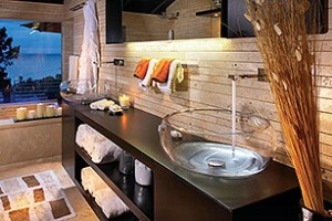 Buy A Glass Vessel Sink For Your Powder Room