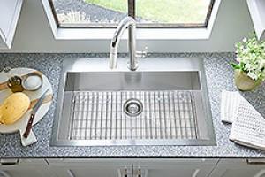 Zero Radius Kitchen Sink Is Getting More Popular