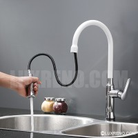 pull out style kitchen faucet